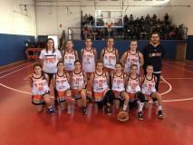 CB Santa Cruz - Torneo Peter Hamilton 2018/2019