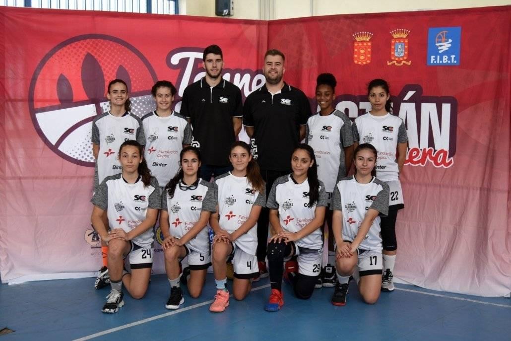 Equipo Femenino - Infantil 2 Division - CB Santa Cruz