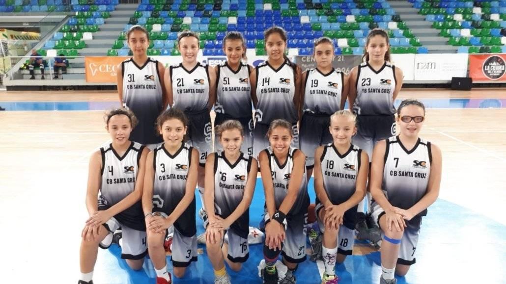 Equipo Femenino - Mini - CB Santa Cruz