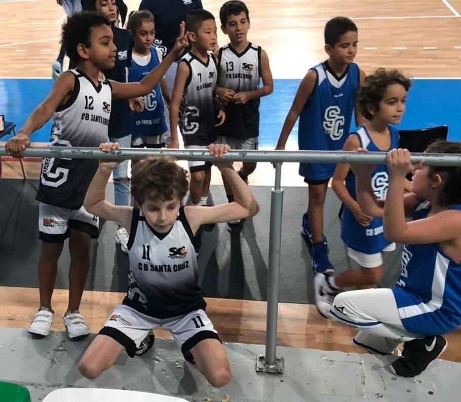 PRE-BENJAMIN MASCULINO - CB SANTA CRUZ