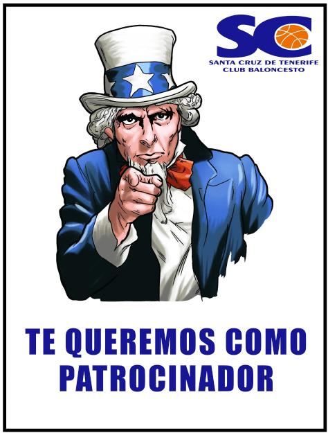 Hazte Patrocinador