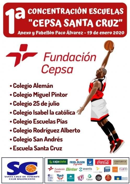 Escuela Fundación Cepsa